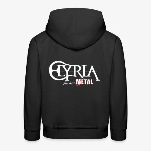 Elyria - Just fuckin´ Metal - Kinder Premium Hoodie