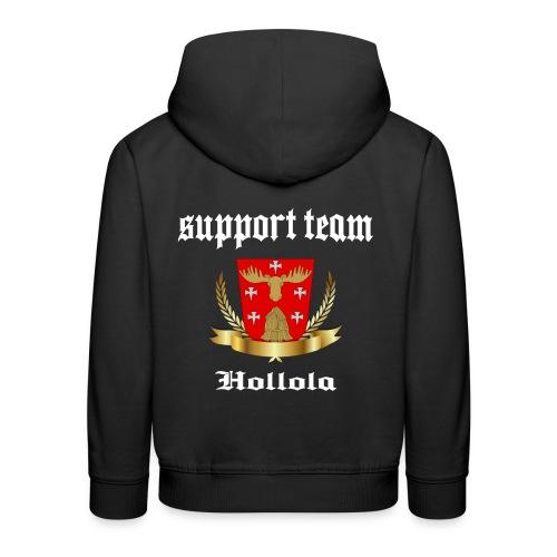 Hollola Support Team - Lasten premium huppari