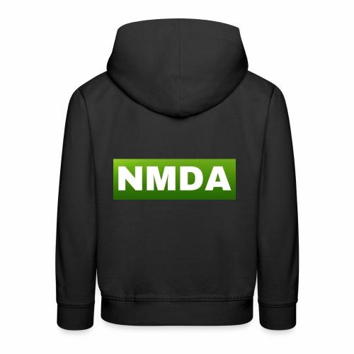 Green NMDA - Kids' Premium Hoodie