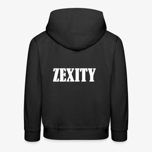 ItzZexity - Kids' Premium Hoodie