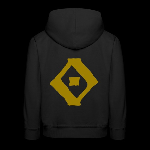 The Almighty O - Kids' Premium Hoodie