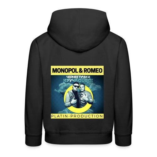 MONOPOL & ROMEO - Kinder Premium Hoodie