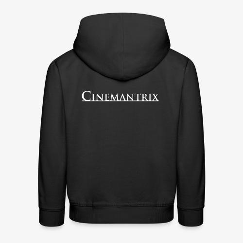 Cinemantrix - Premium-Luvtröja barn