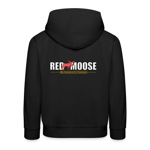 Red Moose logo - Premium-Luvtröja barn