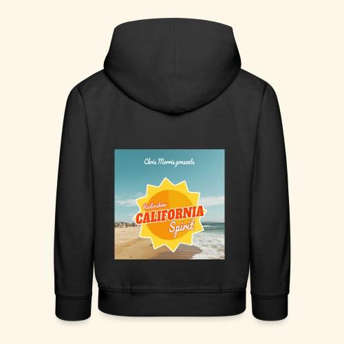 California Spirit Store - Pull à capuche Premium Enfant