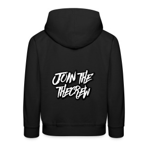 Join The Crew (MORE JOIN THE CREW MERCH SOON) - Kids' Premium Hoodie