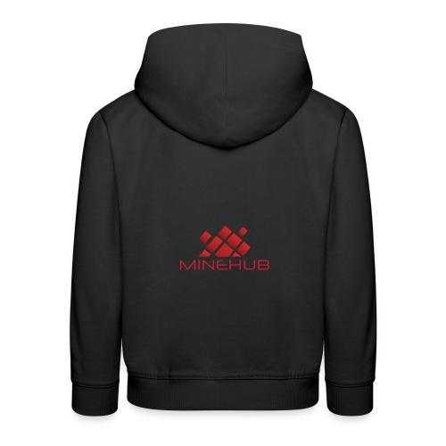 Minehub Logo - Kinder Premium Hoodie