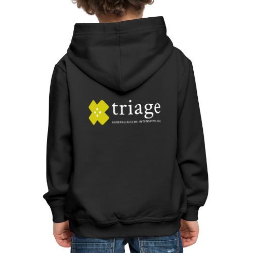 Triage Logo - Kinder Premium Hoodie