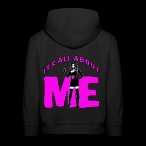 All About me Nurse Pink - Kids' Premium Hoodie