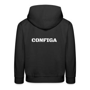 Configa Logo - Kids' Premium Hoodie