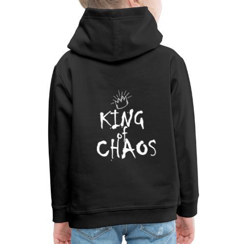 King of Chaos Tshirt ✅ - Kinder Premium Hoodie