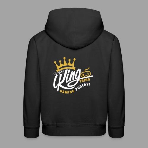 That King Thing Logo - Kids' Premium Hoodie