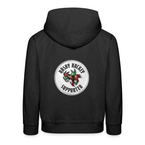 Väsby Hockey Supportergrupp - Premium-Luvtröja barn