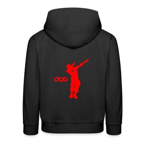 Red dab - Centurion© - Pull à capuche Premium Enfant