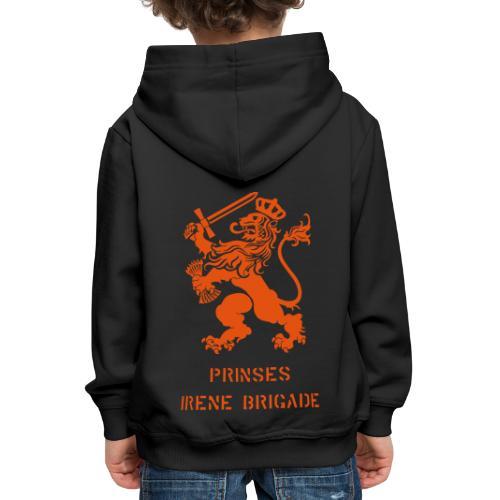 AVM WWII Prinses Irene Brigade Lion - multicolor - Kinderen trui Premium met capuchon