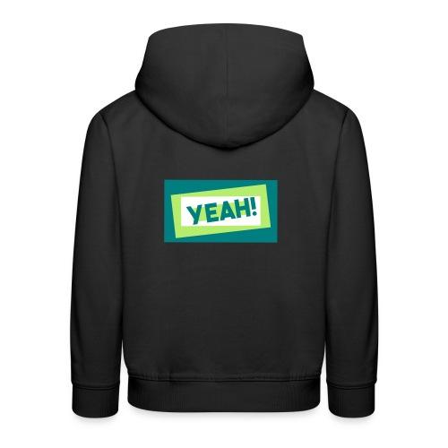 Teddy.Kidswear. – Yeah! - Kinder Premium Hoodie