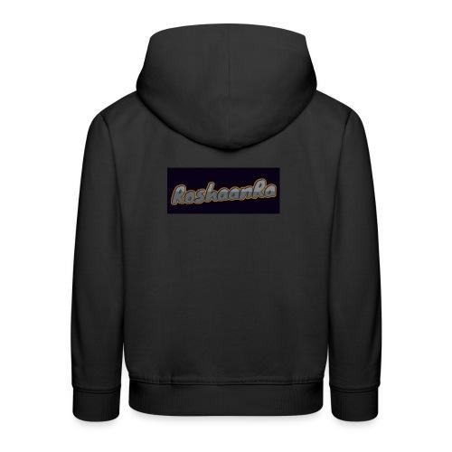 RoshaanRa - Kids' Premium Hoodie