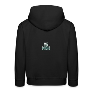 MeMigH | Merch Kollektion - Kinder Premium Hoodie