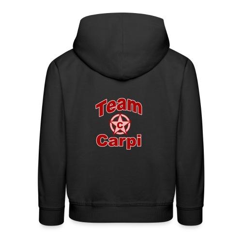 Team carpi - Pull à capuche Premium Enfant