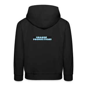 Orange Productions - Kids' Premium Hoodie
