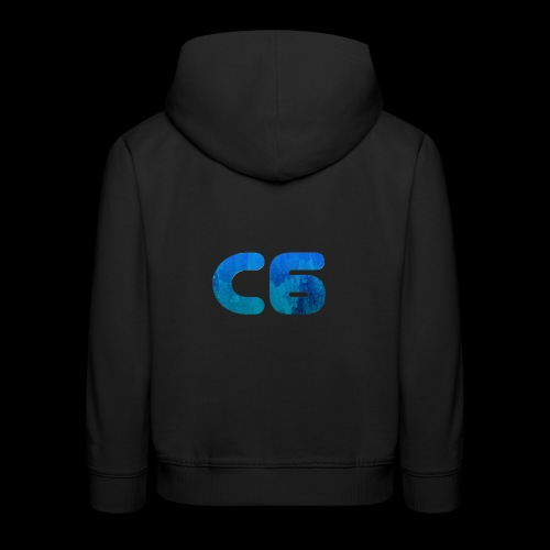C6 Logo - Kids' Premium Hoodie