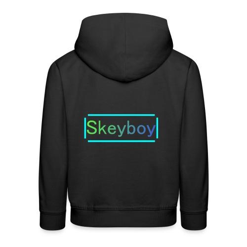 SkreyBoiii - Premium hættetrøje til børn