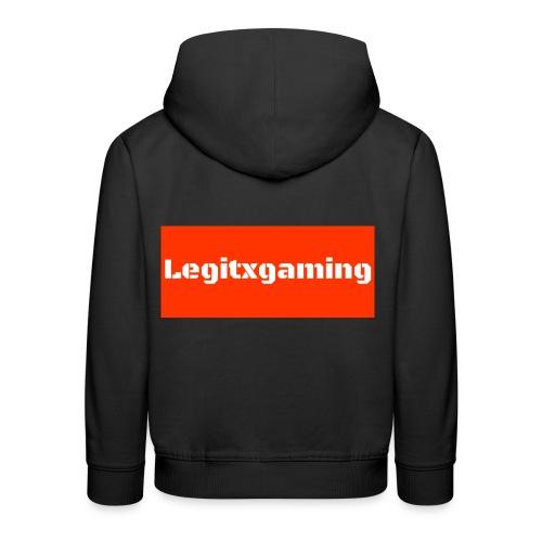 Legitxgaming - Kids' Premium Hoodie