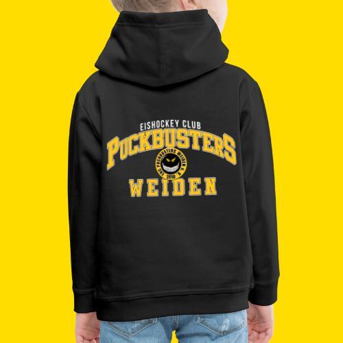 College Style Puckbusters - Kinder Premium Hoodie