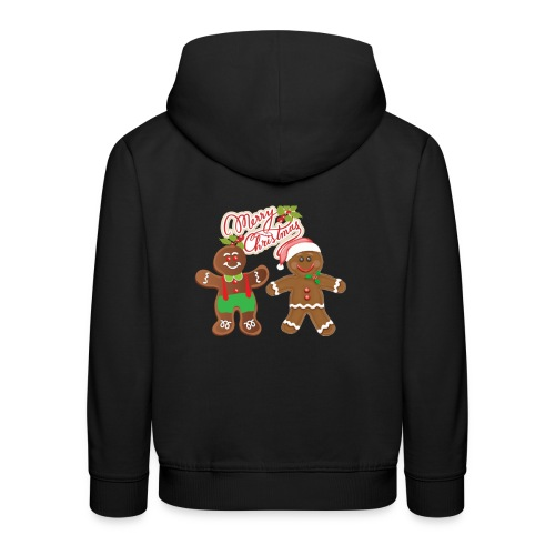 Frall&Tom XMAS kids colection - Kids' Premium Hoodie