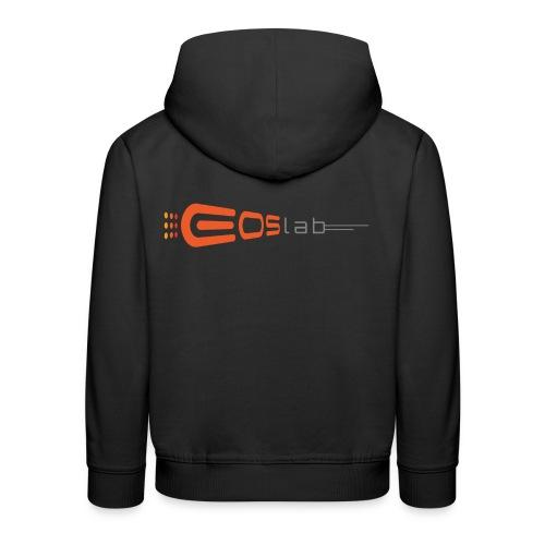 EOS Lab - Sudadera con capucha premium niño