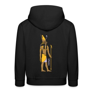 HORUS God of Egypt - Kinder Premium Hoodie