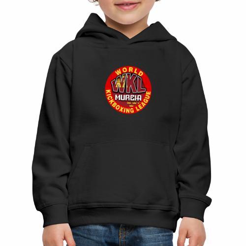 WKL MURCIA - Sudadera con capucha premium niño