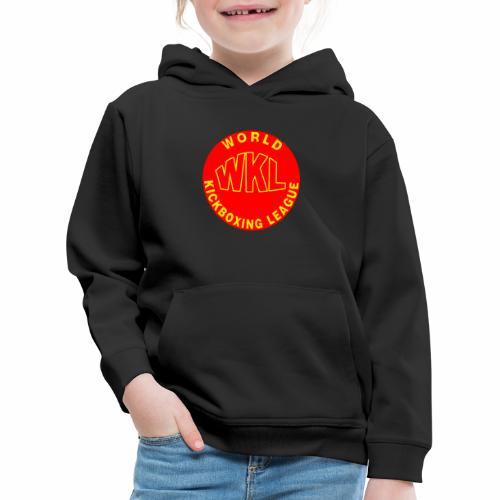 WKL RED - Sudadera con capucha premium niño