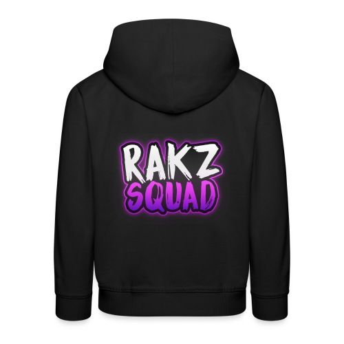 RakzSquad First Merch - Kids' Premium Hoodie