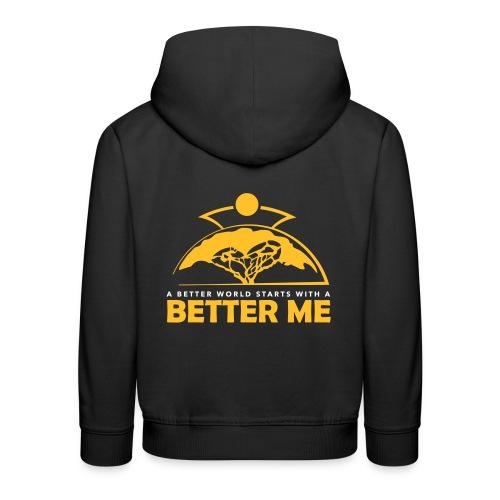 Better Me - Kids' Premium Hoodie