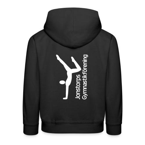 Jonstorps Gymnastikförening - Premium-Luvtröja barn