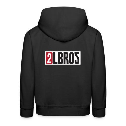 2LBROS - Premium-Luvtröja barn