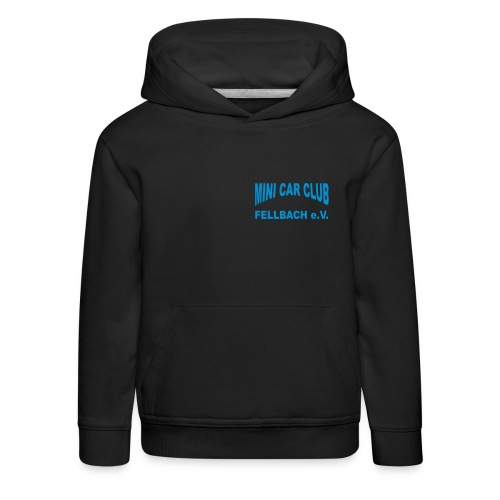 ruecken - Kinder Premium Hoodie