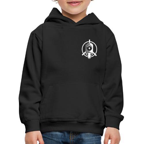 Peace Family Graffiti - Kinder Premium Hoodie
