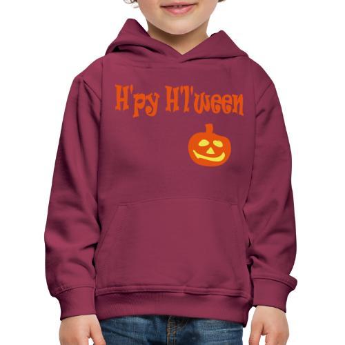 Happy Halloween - Kinder Premium Hoodie