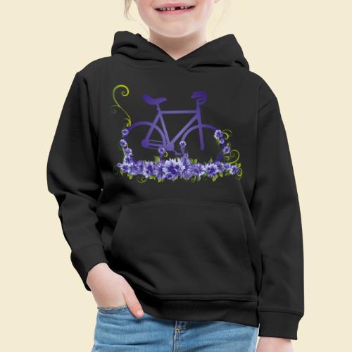 Kunstrad | Flower Power - Kinder Premium Hoodie