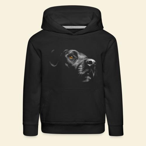 Labrador - Kinder Premium Hoodie