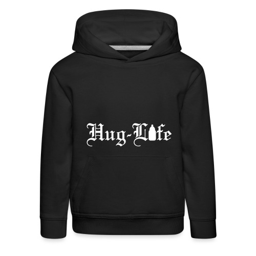 Hug-Life Babygangsta - Kinderen trui Premium met capuchon