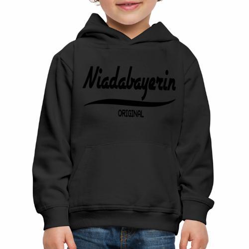 Niederbayern - Kinder Premium Hoodie
