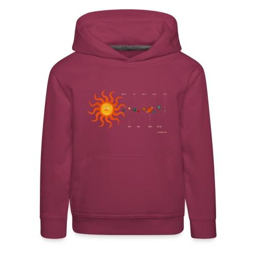 Solar System - Kids' Premium Hoodie