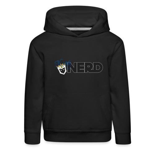 King-Nerd - Kids' Premium Hoodie