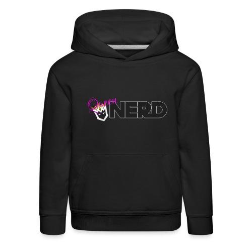 Queen-Nerd - Kids' Premium Hoodie