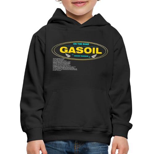GASOIL - Pull à capuche Premium Enfant