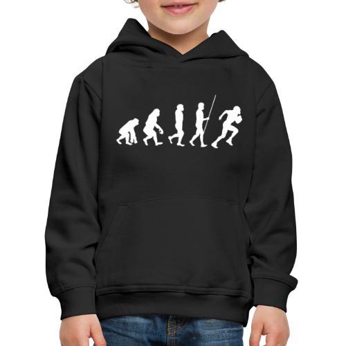 Evolution - Kinder Premium Hoodie