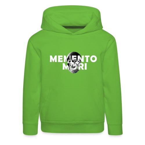 54_Memento ri - Kinder Premium Hoodie